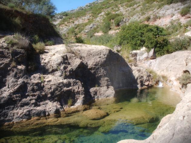 Barranco de la mena altura con incre bles piscinas - Piscina fuente del berro ...